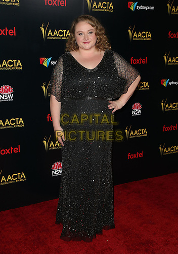04 January 2019 - West Hollywood California - Danielle Macdonald. 8th AACTA International Awards held at Skybar at Mondrian Los Angeles.         <br /> CAP/ADM/FS<br /> ©FS/ADM/Capital Pictures