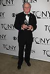 "Emanuel ""Manny"" Azenberg pictured at the 66th Annual Tony Awards held at The Beacon Theatre in New York City , New York on June 10, 2012. © Walter McBride / WM Photography"