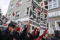 13-08-22 Pro Deutschland vor Karl-Liebknecht-Haus