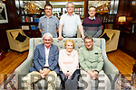 Betty Bower from Marion Park celebrating her 80th birthday on Sunday<br /> Seated l to r: John Reynolds, Betty Bower and Jimmy Murphy.<br /> Back l to r: Brendan, Thomas and Michael Murphy.