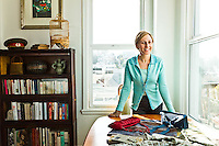 Eve Blossom pictures: executive portrait photography of Eve Blossom of Lulan, by San Francisco corporate photographer Eric Millette