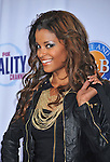 HOLLYWOOD, CA. - October 13: Claudia Jordan arrives at the 2009 Fox Reality Channel Really Awards at the Music Box at the Fonda Theatre on October 13, 2009 in Hollywood, California.
