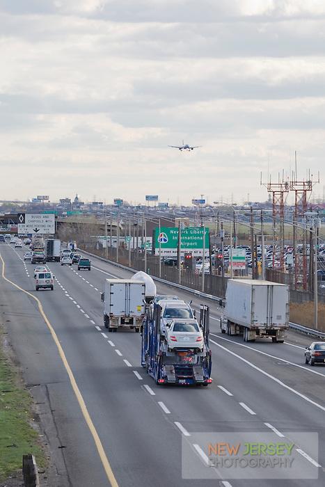 New Jersey Turnpike, New Jersey