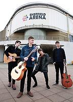 The Sherlocks - Sheffield Arena Announcement 2017