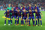 UEFA Champions League 2017/2018 - Matchday 3.<br /> FC Barcelona vs Olympiacos FC: 3-0.