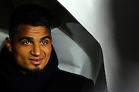 Football: Friendly Match, Italy - Brazil, Geneva, 21.03.2013.Kevin-Prince Boateng (AC Mailand).© pixathlon.ITA AND FRA OUT !