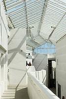 Bornholm Kunstmuseum, Architekten Johan Fogh und Per F&oslash;lner  auf der Insel Bornholm, D&auml;nemark, Europa<br /> Bornholm Arts-Museum, architechts Johan Fogh and Per F&oslash;lner, Isle of Bornholm Denmark