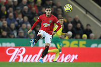 Andreas Pereira of Manchester United during the Premier League match between Norwich City and Manchester United at Carrow Road on October 27th 2019 in Norwich, England. (Photo by Matt Bradshaw/phcimages.com)<br /> Foto PHC/Insidefoto <br /> ITALY ONLY