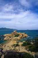 Hon Chong Promontory, Nha Trang, Vietnam