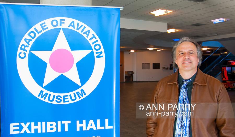 Cradle of Aviation Curator Joshua Stoff, 2010