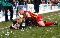 Wasps v Dragons 20101219
