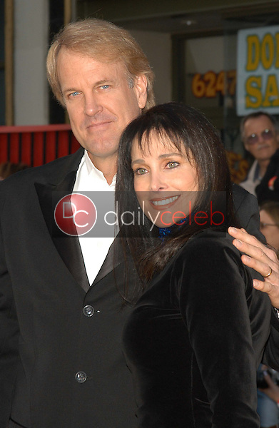 John Tesh and Connie Sellica