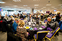 1912 Lounge<br /> Re: Behind the Scenes Photographs at the Liberty Stadium ahead of and during the Premier League match between Swansea City and Bournemouth at the Liberty Stadium, Swansea, Wales, UK. Saturday 25 November 2017