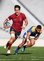 1A Auckland 1st XV rugby final, Kings College 1st XV v St Peters College,  Eden Park, Auckland, Saturday18 August 2018. Photo: Simon Watts/www.bwmedia.co.nz