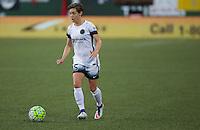 Portland, Oregon - Wednesday September 7, 2016: Portland Thorns FC defender Meghan Klingenberg (25) during a regular season National Women's Soccer League (NWSL) match at Providence Park.