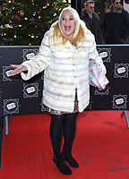 Vanessa Feltz<br /> arriving for the TRIC Christmas Party, Grosvenor House Hotel, London.<br /> <br /> <br /> &copy;Ash Knotek  D3362  12/12/2017