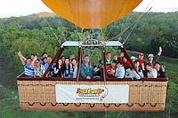 20131207 December 07 Hot Air Balloon Cairns