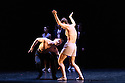 """Glasgow, UK. 28.09.16. Scottish Ballet presents the World Premiere of Sibilo, choreographed by company dancer and choreographer, Sophie Laplane, at the Theatre Royal Glasgow, as part of their Autumn Season 2016, in a programme which also includes Crystal Pite's """"Emergence"""". Photograph © Jane Hobson."""