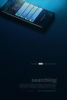 SEARCHING (2018)<br /> POSTER<br /> *Filmstill - Editorial Use Only*<br /> CAP/FB<br /> Image supplied by Capital Pictures