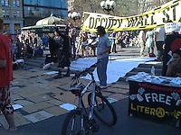 OWS at UnionSquarePark 03/20/12