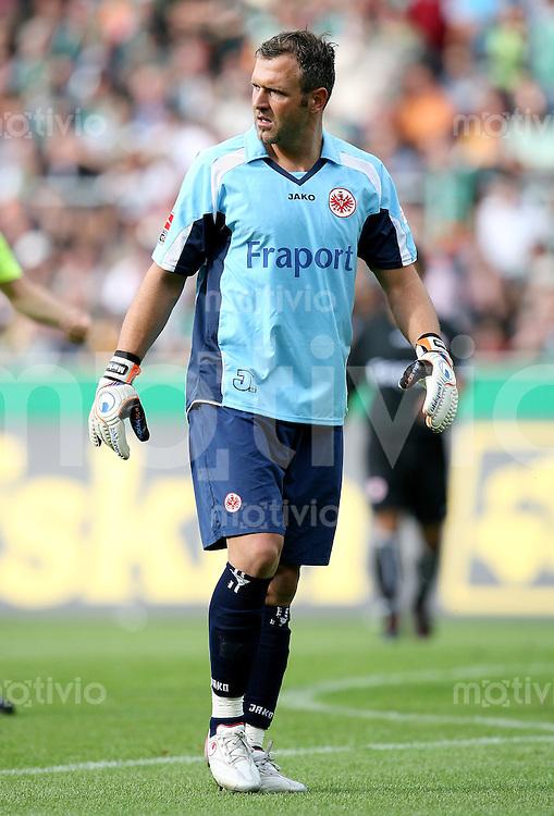 FUSSBALL     1. BUNDESLIGA    SAISON 2007/2008 Torwart Markus PROELL (Pruell, Eintracht Frankfurt)