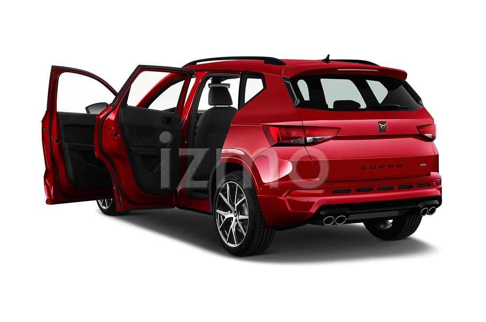 Car images of 2019 Cupra Ateca Xcellence 5 Door SUV Doors