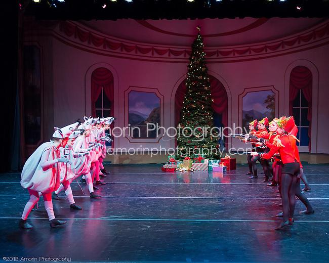 Cecil Dance Theatre Presents The Nutcracker