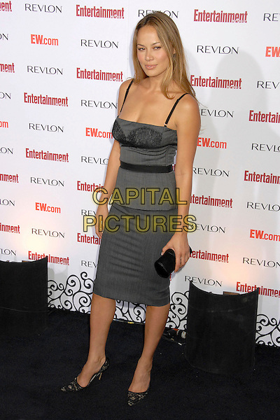 MOON BLOODGOOD.Entertainment Weekly's 5th Annual Emmys Celebration held at the Opera - Crimson, Hollywood, California, USA..September 15th, 2007.full length black skirt top clutch purse .CAP/ADM/BP.©Byron Purvis/AdMedia/Capital Pictures.
