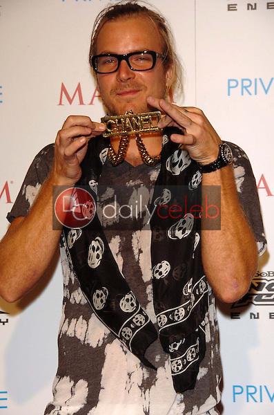 Chad Muska<br />at the MAXIM Magazine and Sobe No Fear X Games Party. Privilege, West Hollywood, CA. 08-03-06<br />Scott Kirkland/DailyCeleb.Com 818-249-4998