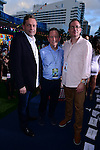 MIAMI BEACH, FL - MARCH 21: Bruce Anderson,John C. Donkin attends the 'Rio 2' Premiere at Fontainebleau Miami Beach on March 21, 2014 in Miami Beach, Florida. (Photo by Johnny Louis/jlnphotography.com)
