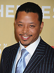 HOLLYWOOD, CA. - November 21: Terrence Howard attends the 2009 CNN Heroes Awards held at The Kodak Theatre on November 21, 2009 in Hollywood, California.