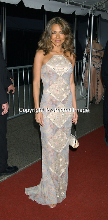 Vanessa Marcil in Badgley Mischka                               ..arriving at Radio City Music Hall for The Daytime Emmy Awards on May 16,2003 ..Photo by Robin Platzer, Twin Images