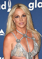 13 April 2018 - Beverly Hills, California - Britney Spears. 29th Annual GLAAD Media Awards at The Beverly Hilton Hotel. <br /> CAP/ADM/FS<br /> &copy;FS/ADM/Capital Pictures