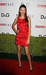 HOLLYWOOD, CA. - September 25: Victoria Justice arrives at the 7th Annual Teen Vogue Young Hollywood Party at Milk Studios on September 25, 2009 in Hollywood, California.