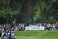 Sergio Garcia (ESP) hits his tee shot on 17 during round 4 of the World Golf Championships, Mexico, Club De Golf Chapultepec, Mexico City, Mexico. 2/24/2019.<br /> Picture: Golffile | Ken Murray<br /> <br /> <br /> All photo usage must carry mandatory copyright credit (© Golffile | Ken Murray)