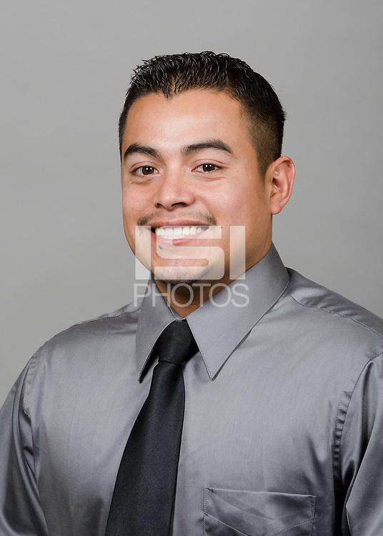 STANFORD, CA - October 3, 2011: Stanford G. A. Athletic Trainer portrait taken on October 3rd, 2011.