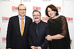 Barry Grove, Nathan Lane and Lynne Meadow attends the 2016 Manhattan Theatre Club's Fall Benefit at 583 Park Avenue on November 21, 2016 in New York City.