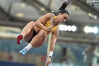 Sonia Malavisi of Italy competes in the women's pole vault at the IAAF Diamond League Golden Gala <br /> Roma 06-06-2019 Stadio Olimpico, <br /> Meeting Atletica Leggera <br /> Photo Andrea Staccioli / Insidefoto
