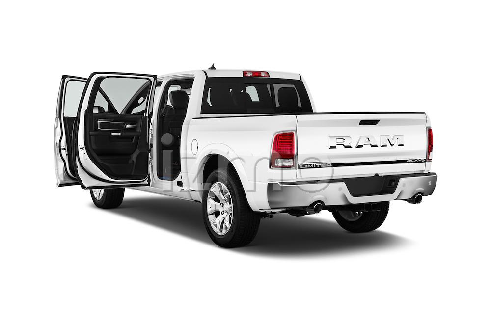 Car images of 2016 Ram 1500 Laramie-Limited-Crew 4 Door Pickup Doors