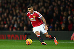 Marcos Rojo of Manchester United - Barclay's Premier League - Manchester United vs Watford - Old Trafford - Manchester - 02/03/2016 Pic Philip Oldham/SportImage