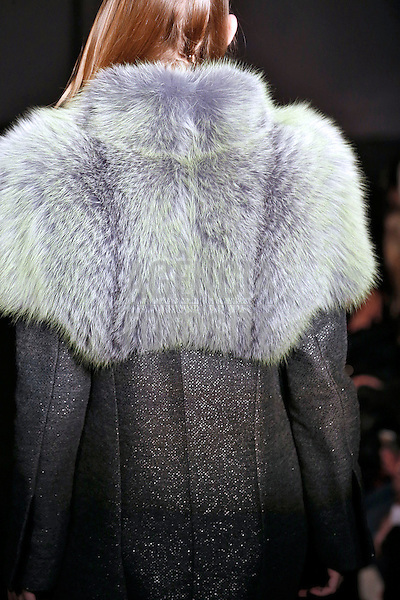 Londres, Inglaterra &ndash; 02/2014 - Desfile de Todd Lynn durante a Semana de moda de Londres - Inverno 2014.&nbsp;<br /> Foto: FOTOSITE