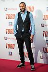 """Paco Manzanedo attends to the premiere of the spanish film """"Toro"""" at Kinepolis Cinemas in Madrid. April 20, 2016. (ALTERPHOTOS/Borja B.Hojas)"""