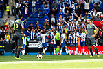 Real Sociedad's William Jose dejected during La Liga match. May, 18th,2019. (ALTERPHOTOS/Alconada)
