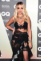 Rita Ora<br /> arriving for the GQ Men of the Year Awards 2019 in association with Hugo Boss at the Tate Modern, London<br /> <br /> ©Ash Knotek  D3518 03/09/2019