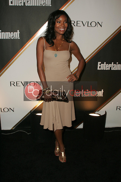 Gabrielle Union<br />at the Third Annual Entertainment Weekly Pre-Emmy Party. Cabana Club, Hollywood, CA. 09-17-05<br />Dave Edwards/DailyCeleb.Com 818-249-4998