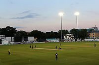 General view of play during Essex Eagles vs Premier Leagues XI, T20 Friendly Match Cricket at The Cloudfm County Ground on 4th July 2017