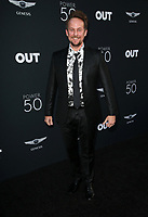 HOLLYWOOD, CA - AUGUST 10: Stephen Guarino, at OUT Magazine's Inaugural POWER 50 Gala & Awards Presentation at the Goya Studios in Los Angeles, California on August 10, 2017. Credit: Faye Sadou/MediaPunch