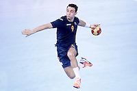 Australia's Martin Najdovski during 23rd Men's Handball World Championship preliminary round match.January 14,2013. (ALTERPHOTOS/Acero) /NortePhoto