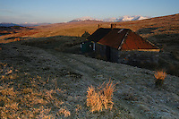 Gorton Bothy near Bridge of Orchy, Argyll & Bute, Southern Highlands<br /> <br /> Copyright www.scottishhorizons.co.uk/Keith Fergus 2011 All Rights Reserved