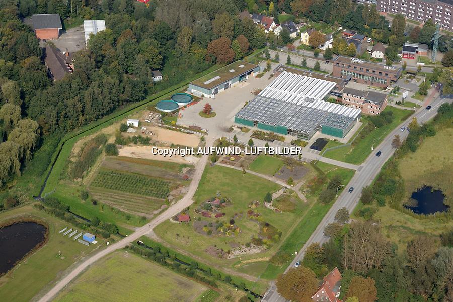 Kompetenz- und Beratungszentrum f&uuml;r Gartenbau und Landwirtschaft.: EUROPA, DEUTSCHLAND, HAMBURG, (EUROPE, GERMANY), 23.09.2017: Kompetenz- und Beratungszentrum f&uuml;r Gartenbau und Landwirtschaft der Landwirtschaftskammer Hamburg.<br /> Das Beratungs- und Dienstleistungszentrum bietet Informations- und Fortbildungsveranstaltungen der Landwirtschaftskammer Hamburg. <br /> Dieses Angebot richtet sich an Erwerbsbetriebe des Gartenbaus und der Landwirtschaft, deren Mitarbeiter sowie Auszubildende.<br /> <br /> Alle Abteilungen der Landwirtschaftskammer Hamburg befinden sich gemeinsam an einem Standort, dem Kompetenz- und Beratungszentrum f&uuml;r Gartenbau und Landwirtschaft.